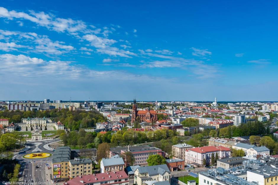 Białystok się zazieleni