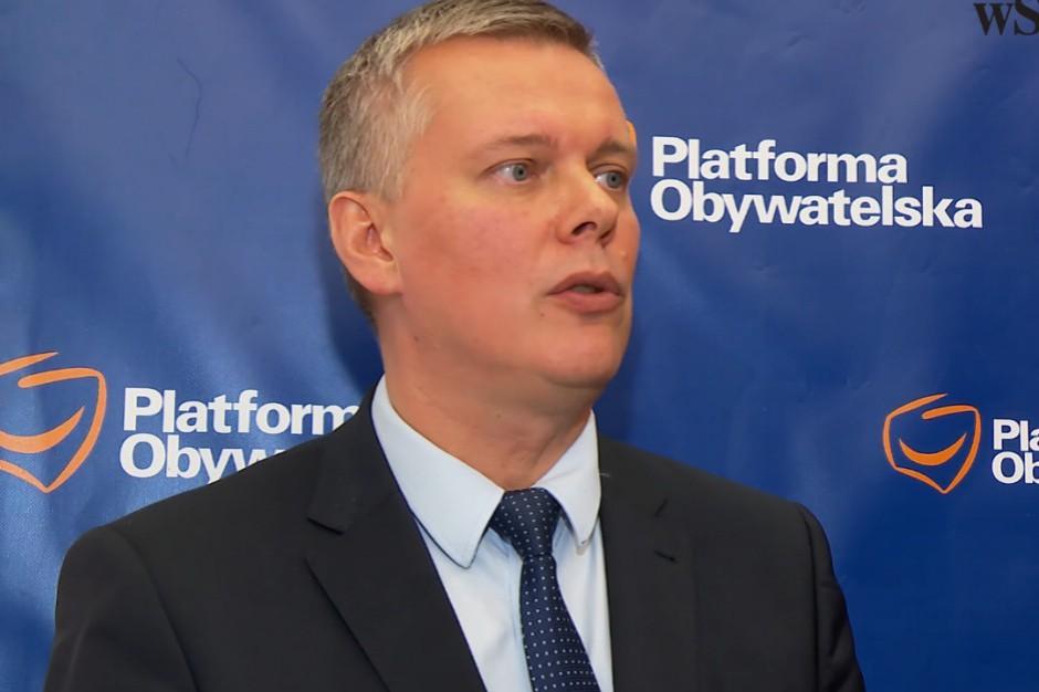 Tomasz Siemoniak: Młodzi politycy PO to świetni kandydaci w wyborach samorządowych na prezydentów miast