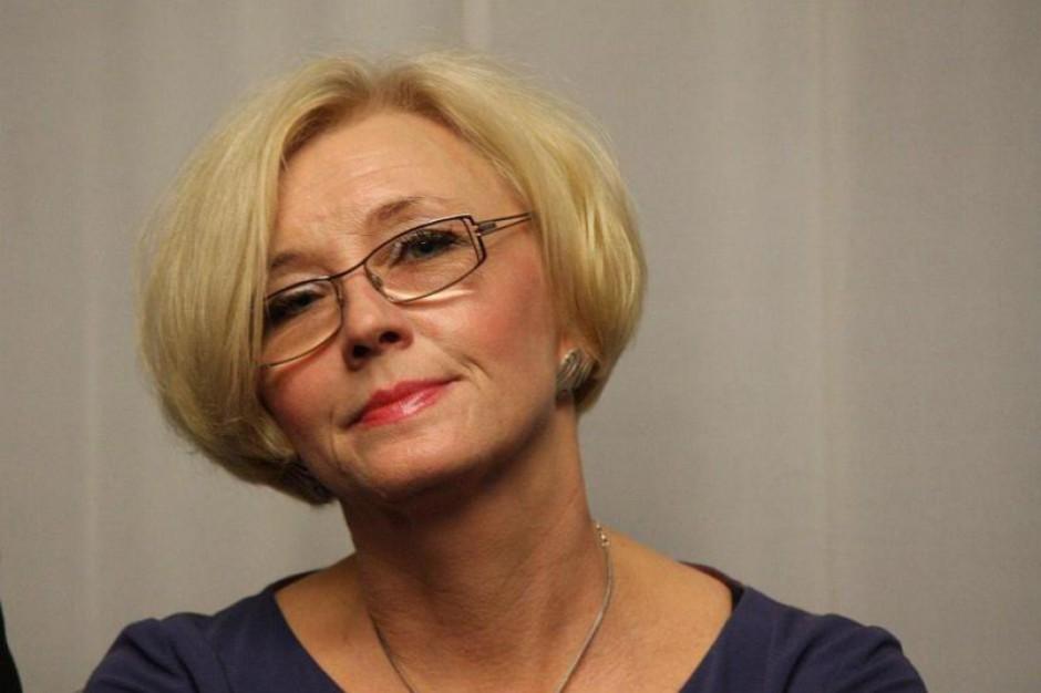 Marzena Machałek: W edukacji najważniejsze jest wychowanie, formowanie dziecka do ról społecznych