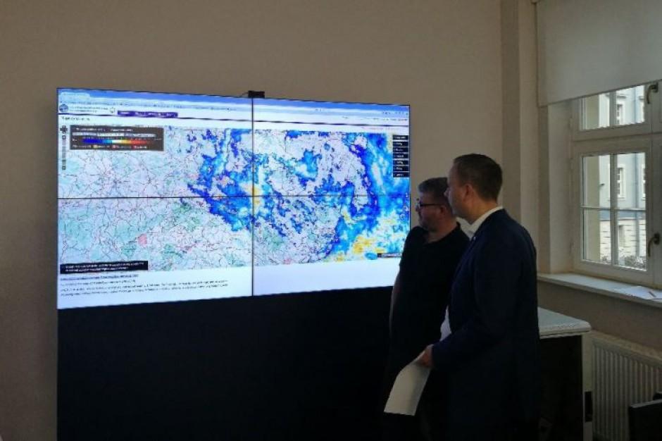 Dolnośląskie: Pogotowie przeciwpowodziowe w Jeleniej Górze. Sytuacja coraz trudniejsza