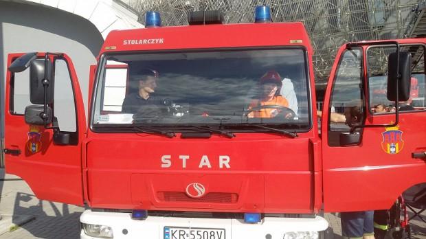 Małopolskie: Ponad 430 interwencji straży pożarnej z powodu wichury