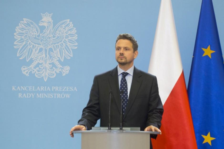 Warszawa. Wybory samorządowe razem z referendum w sprawie pomników smoleńskich?