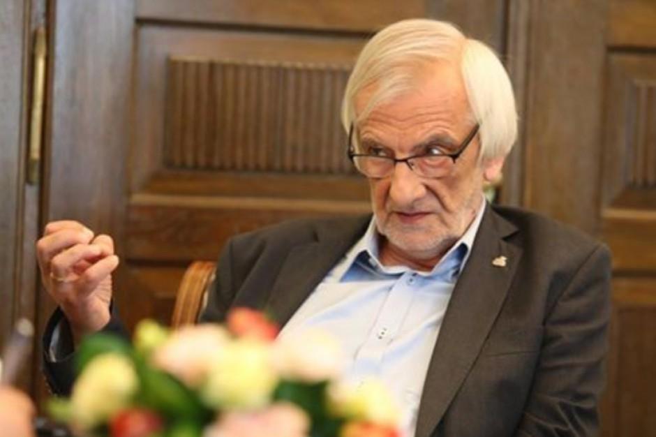 PiS krytykuje Gowina i ma swojego kandydata na prezydenta Krakowa