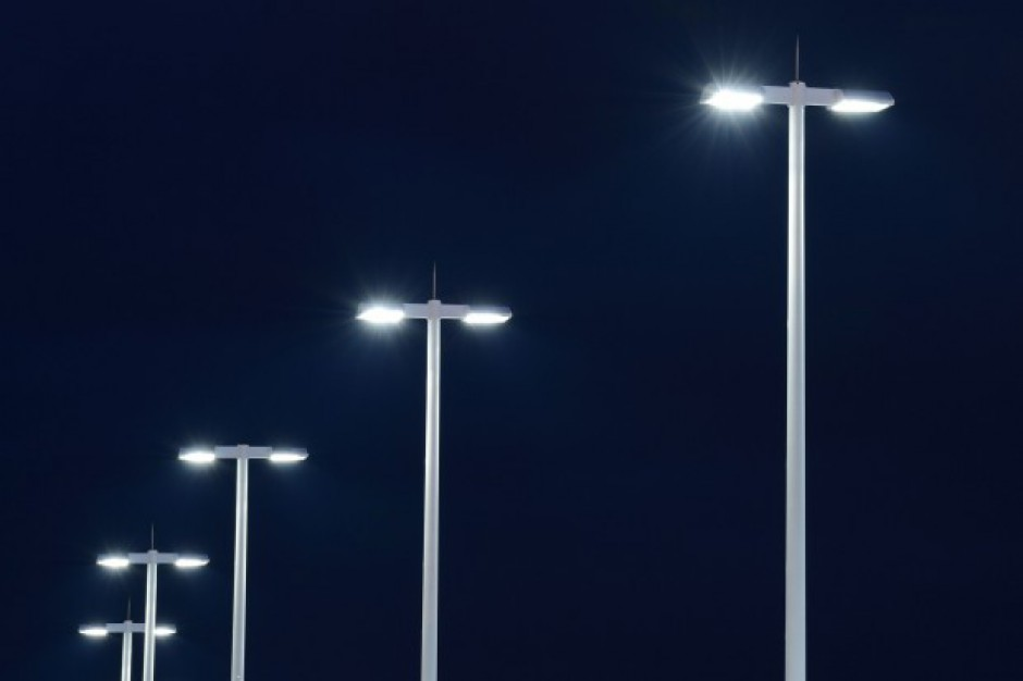 Krosno będzie miało nowe oświetlenie uliczne