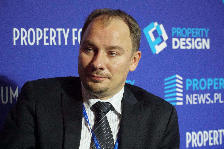 Radosław Knap, dyrektor generalny Polskiej Rady Centrów Handlowych. Fot. PTWP