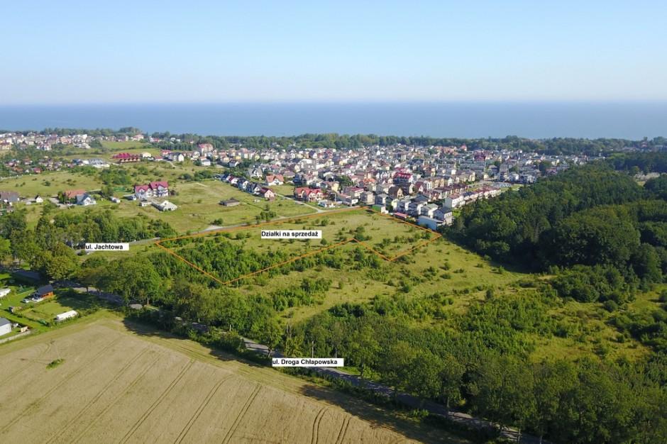 Władysławowo: gmina wystawia na sprzedaż trzynaście działek