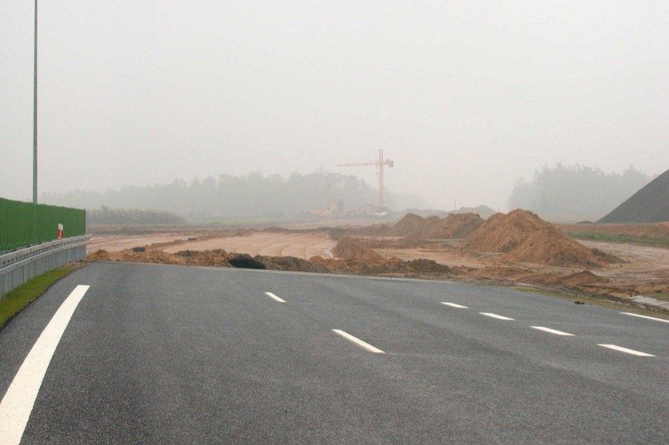 Nowa droga połączy DK 25 z terenami inwestycyjnymi w Koninie