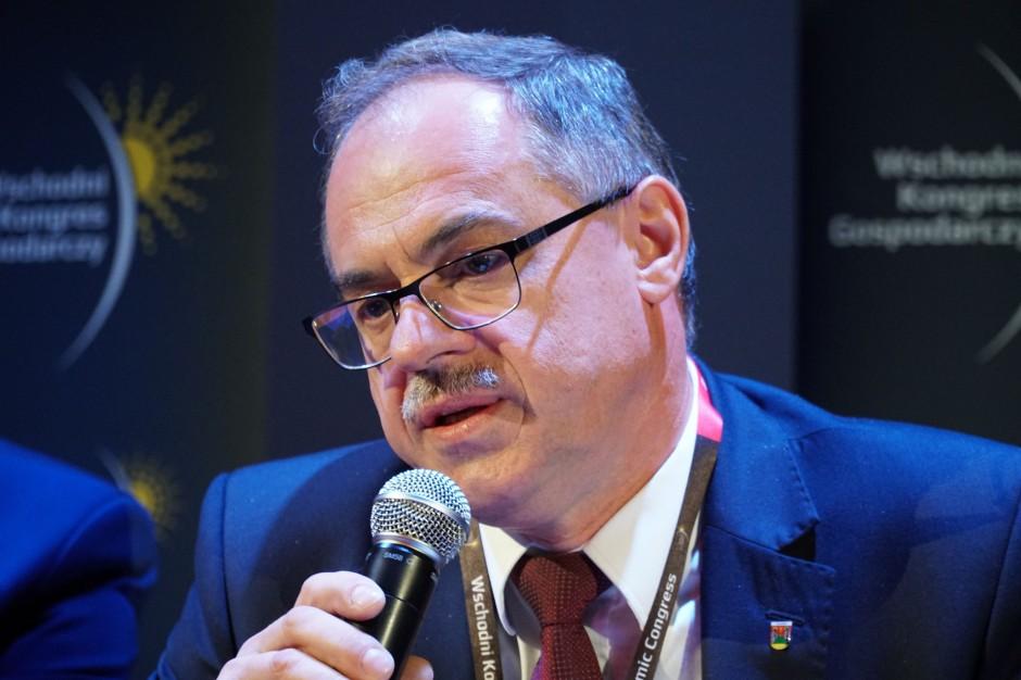 Prezydent Suwałk: Mamy wielką obawę, związaną z zadaniami zleconymi