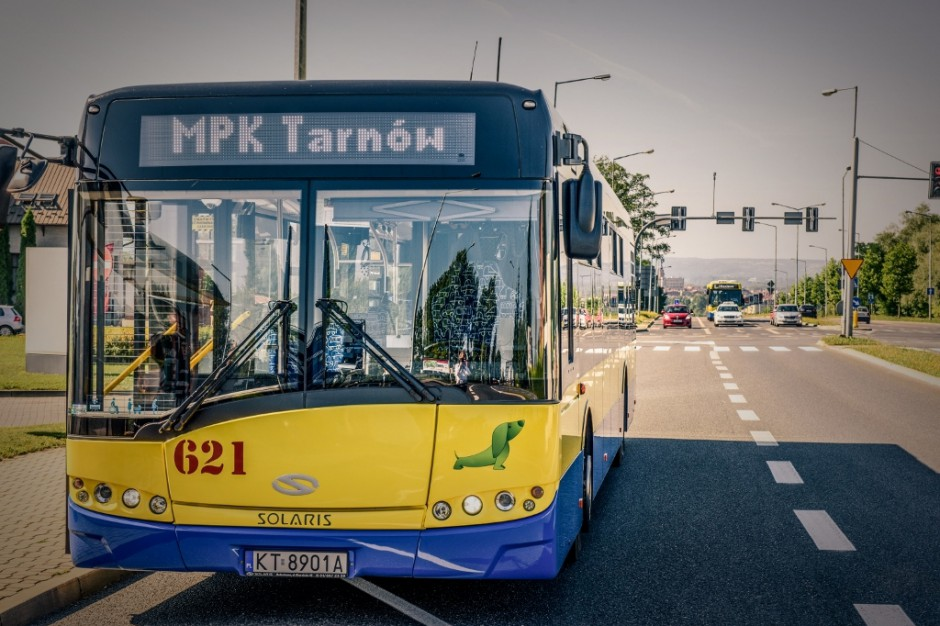 Tarnów pozyskał dotację na nowe autobusy i Park&Ride