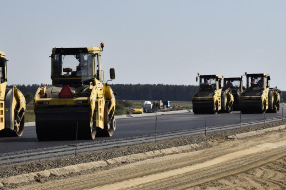 Zostanie oddany 15-kilometrowy odcinek trasy S5 w rejonie Żmigrodu