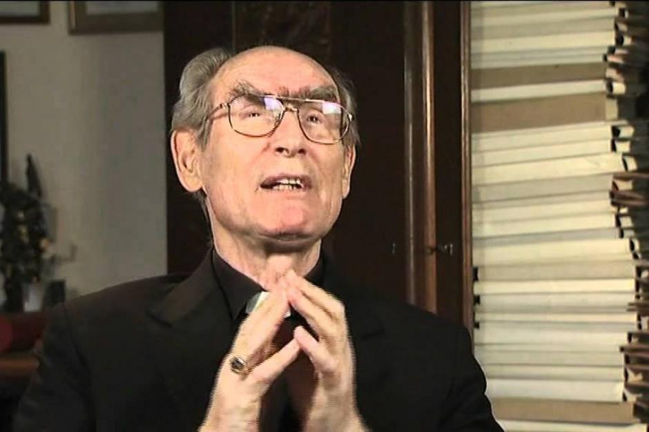 Abp Alfons Nossol otrzymał Nagrodę Mostu. Przyznają ją Zgorzelec i Goerlitz