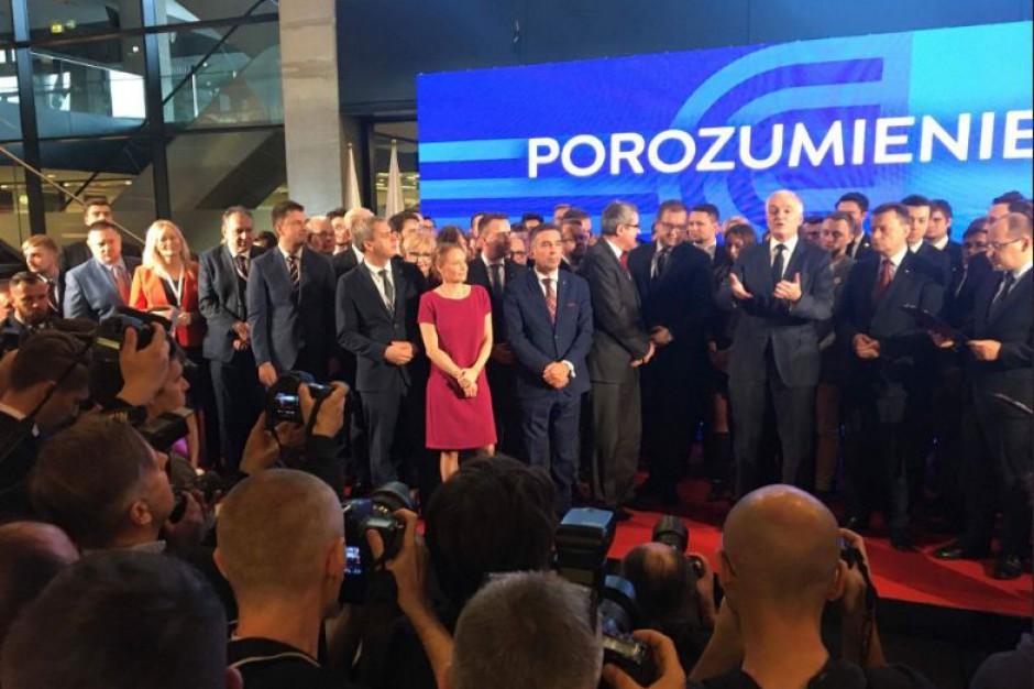 Jarosław Gowin tworzy nowe porozumienia na rzecz rozwoju samorządności