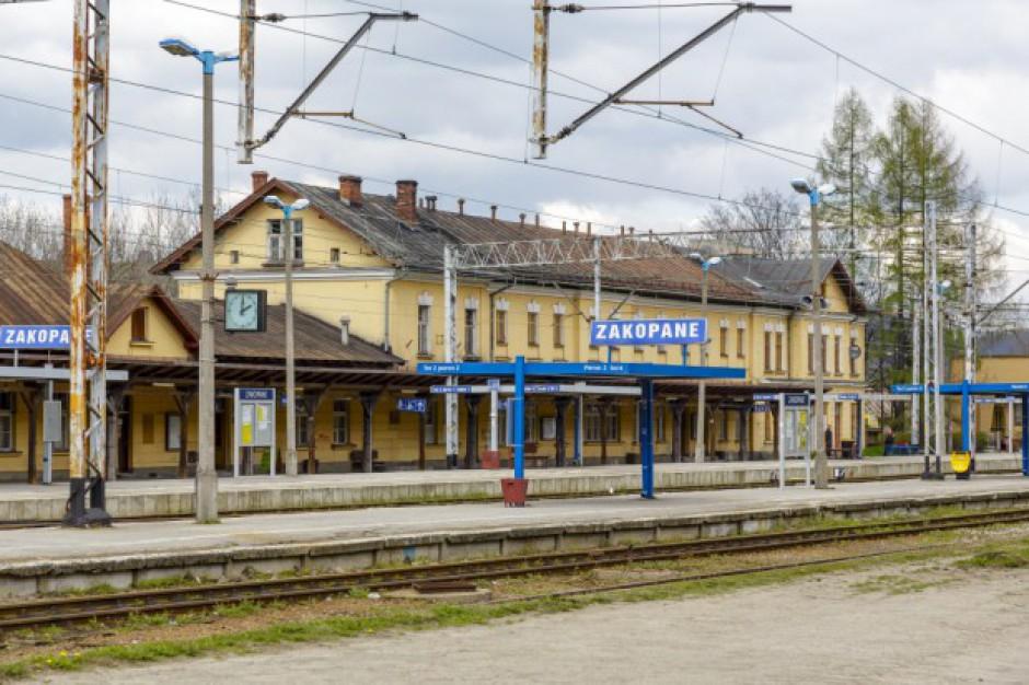 Andrzej Adamczyk: W 2026 r. nowa linia kolejowa do Zakopanego