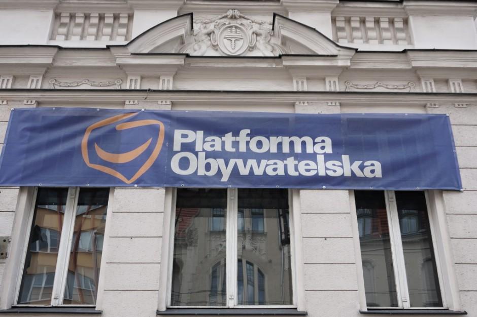 Platforma Obywatelska skompletowała nowe władze na Śląsku