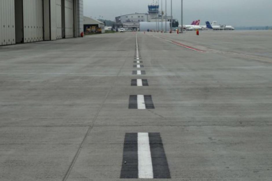 Białystok rozstrzygnął przetarg na budowę pasa na lotnisku Krywlany