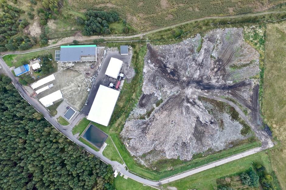 Odpady, składowanie: Eneris Surowce wydzierżawia na 30 lat składowisko odpadów