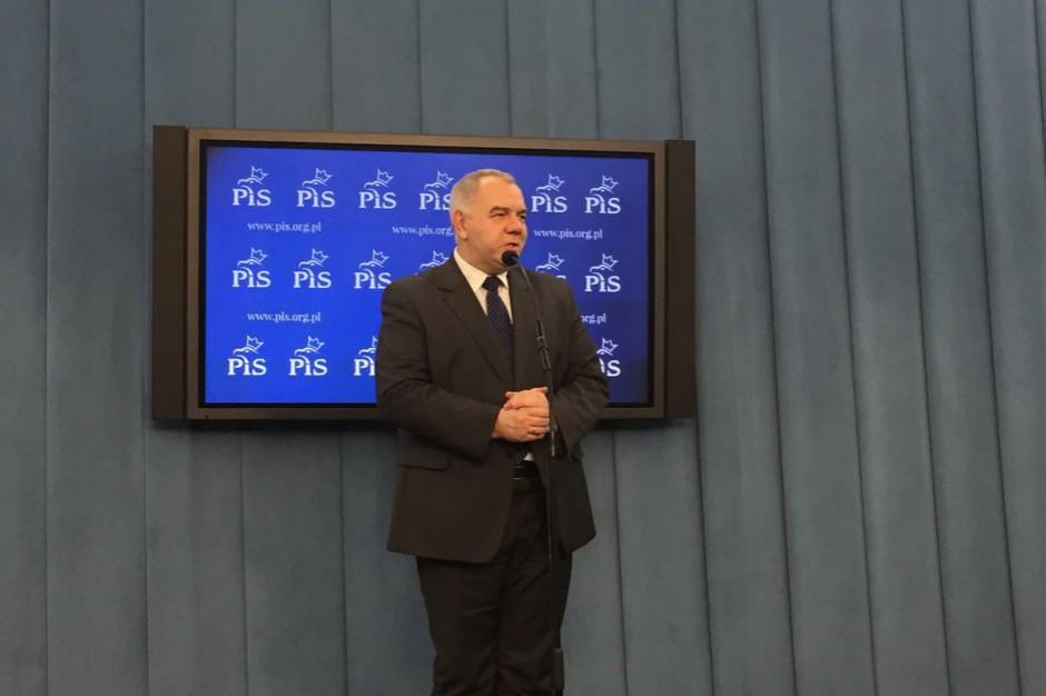 Sasin: Paweł Rabiej byłby trudniejszym kontrkandydatem dla PiS niż Rafał Trzaskowski