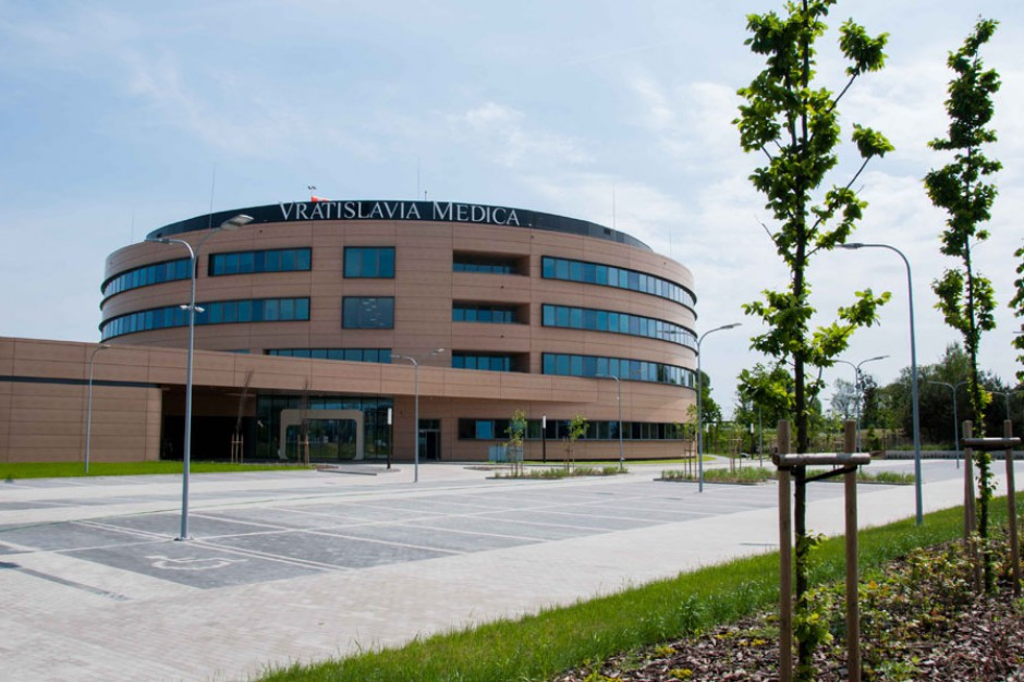 Nowy, prywatny szpital we Wrocławiu