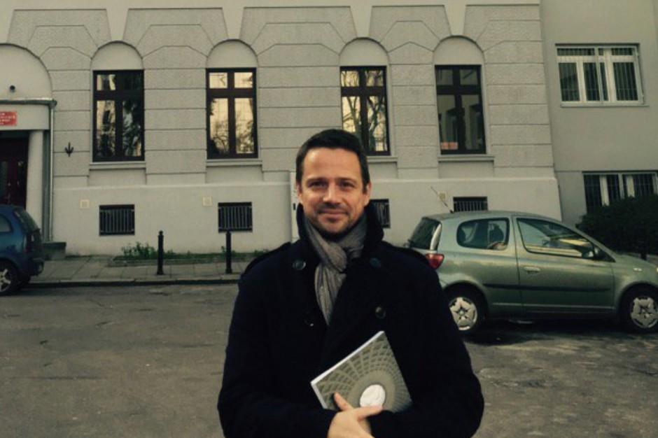 Wybory samorządowe, Rafał Trzaskowski: Warszawa potrzebuje radykalnej zmiany