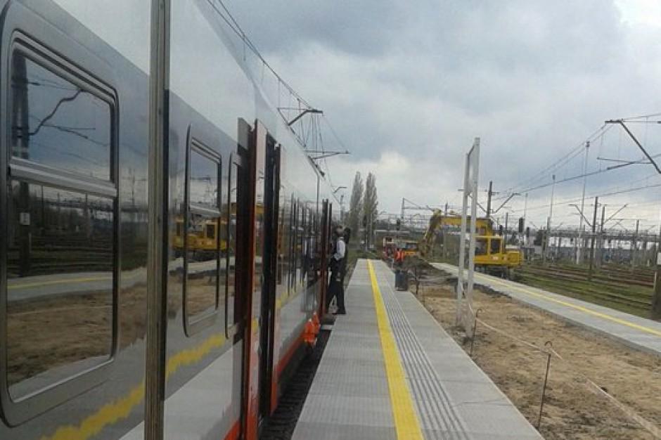 Włoszczowa i Kielce Herbskie: PKP PLK remontuje perony i wiaty