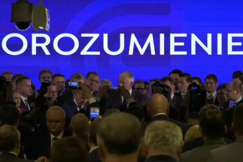 Jarosław Gowin postawił na samorządowców. Kto na tym zyska?
