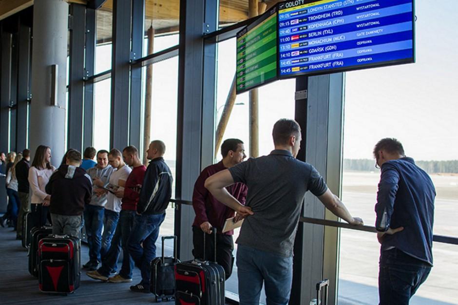 Z Portu Lotniczego Olsztyn-Mazury pasażerowie będą latać do Lwowa