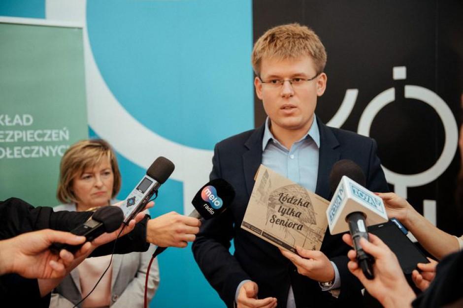 Łódź rusza z programem dla świeżo upieczonych emerytów