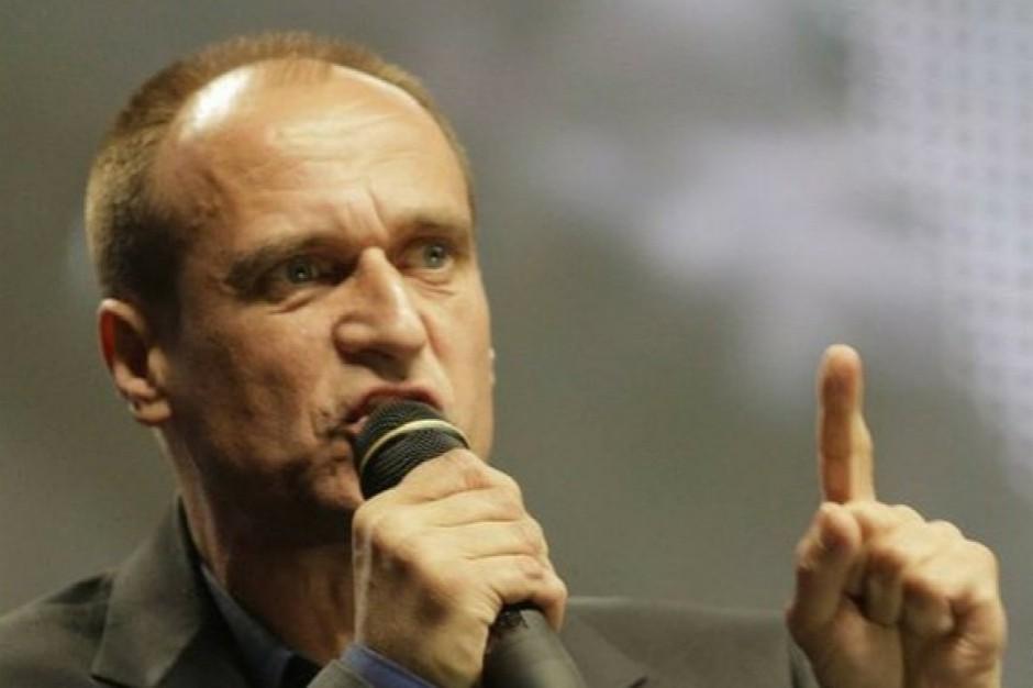 Paweł Kukiz: Stanisław Tyszka najbardziej prawdopodobnym kandydatem Kukiz'15 na prezydenta Warszawy