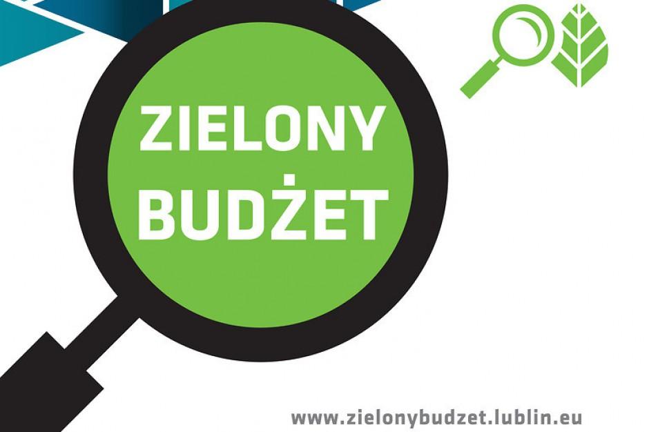 Lublin: ostatnie dni zgłoszeń do Zielonego Budżetu