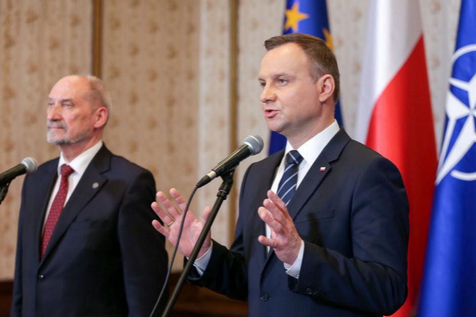 Prezydent: będę chciał, żeby odbyło się referendum ws. zmian w konstytucji