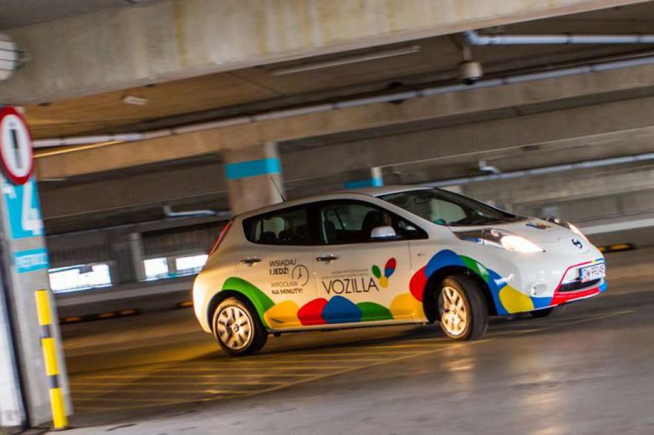 Wrocław: Miejskie auta z wypożyczalni narażają klientów na mandaty