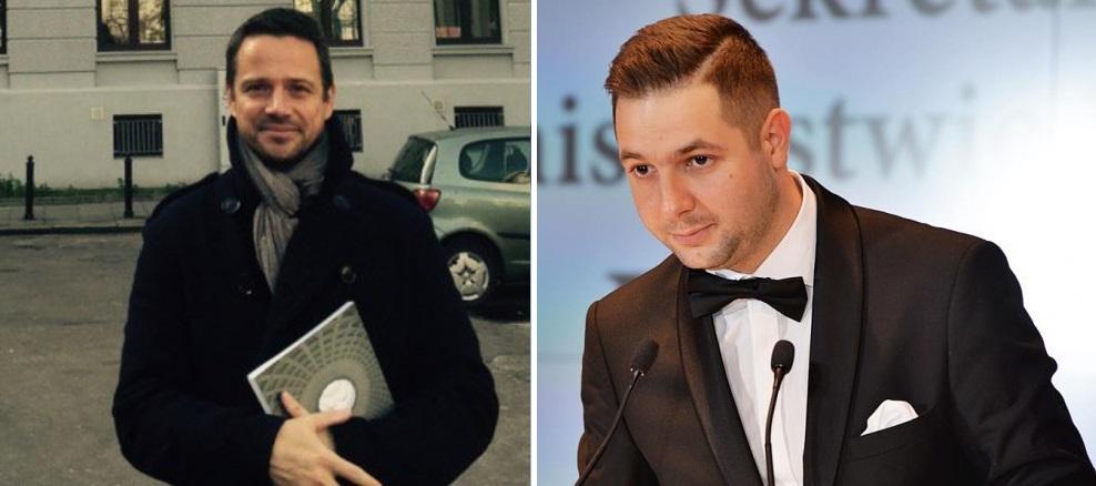 Rafał Trzaskowski może konkurować w wyborach z Patrykiem Jakim. (fot. Twitter/trzaskowski_