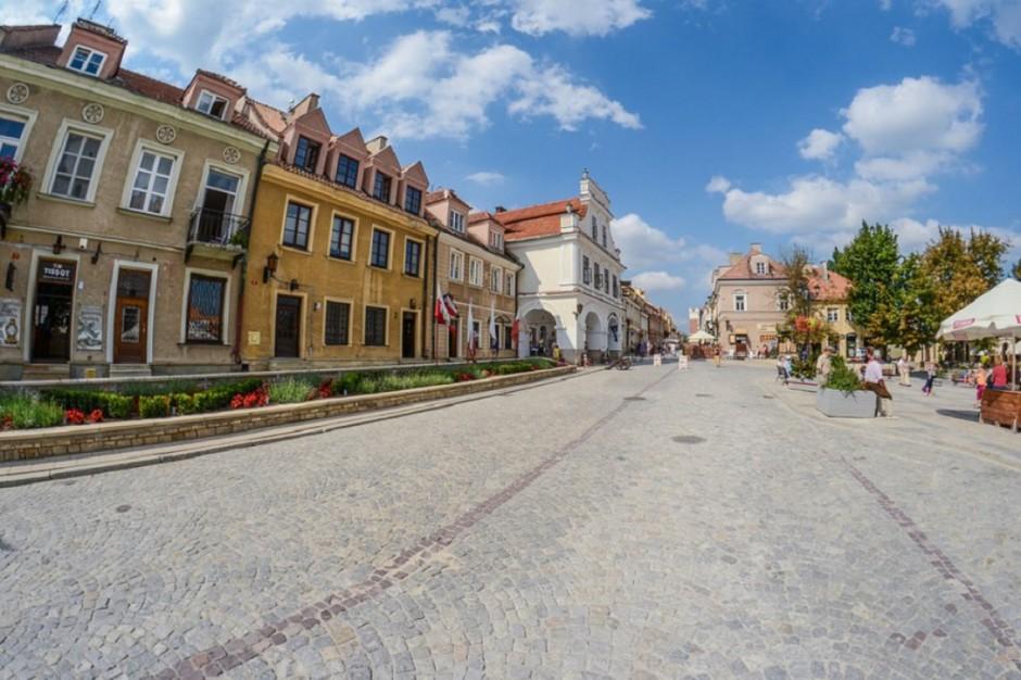 Sandomierz szykuje nowe atrakcje dla turystów