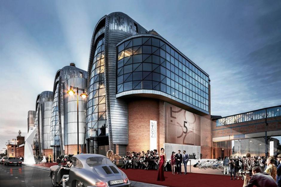Tak będzie wyglądało Narodowe Centrum Kultury Filmowej