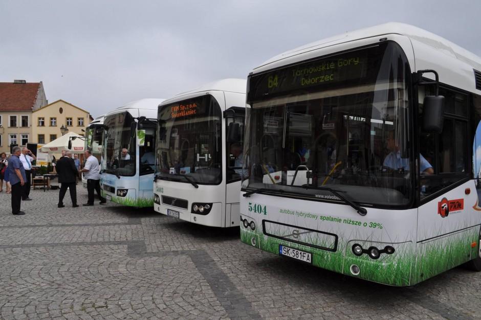 Mazowieckie: W Płocku hybrydowe autobusy z dofinansowaniem unijnym