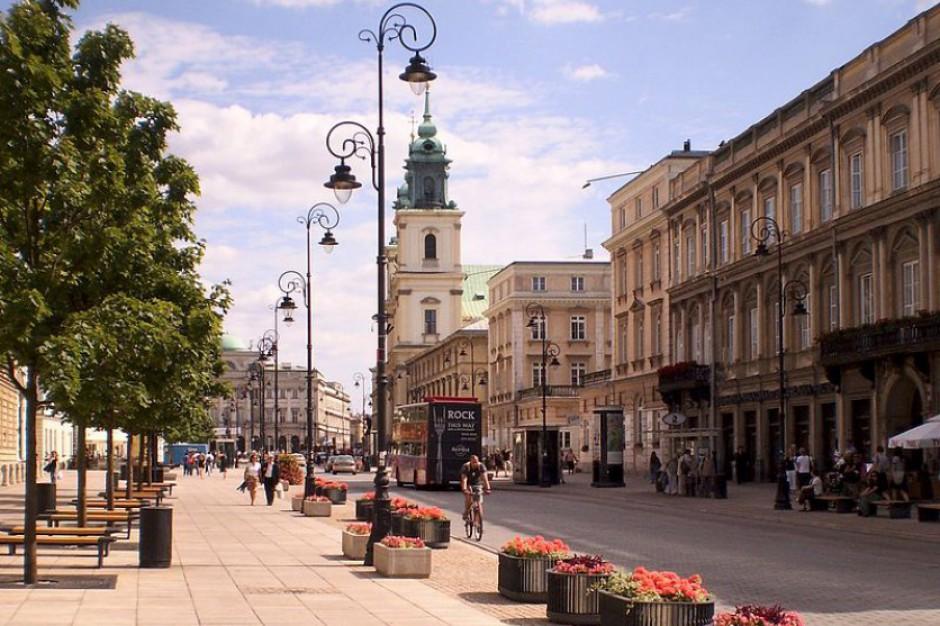 Magdalena Gawin: pomniki staną na Krakowskim Przedmieściu