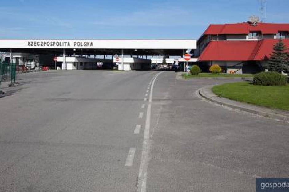 Przejście graniczne w Korczowej: ma być bezpieczniej i bez kolejek