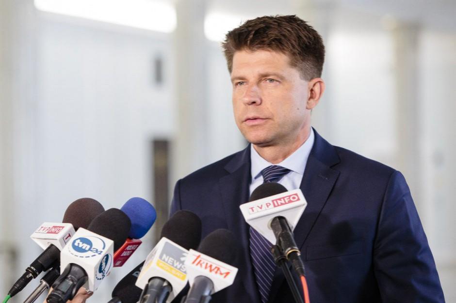 """Ryszard Petru: PiS przygotowuje zmianę ordynacji """"pod siebie"""""""