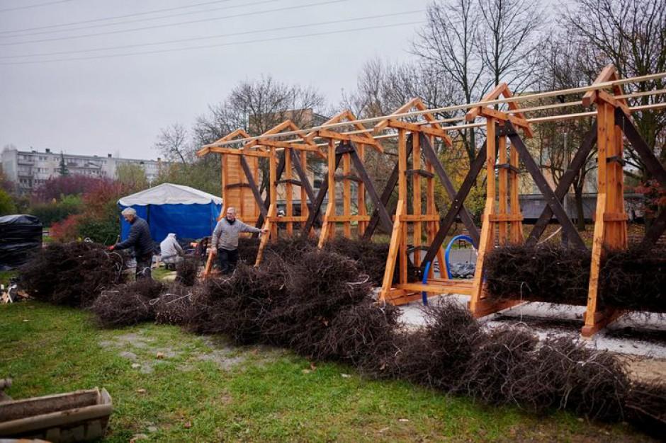 W Łodzi powstaje tężnia solankowa. Miasto zyska jeszcze sześć takich obiektów