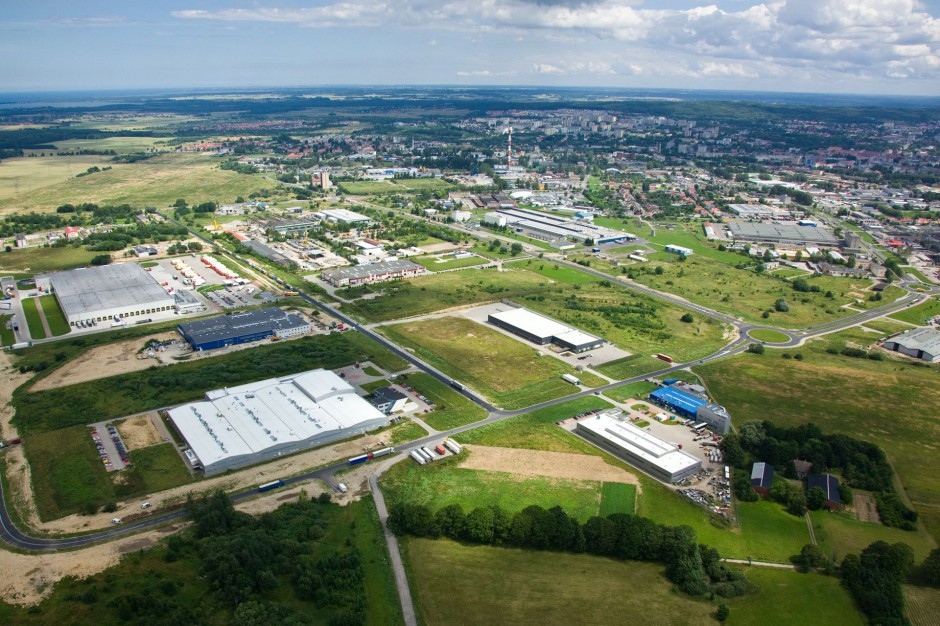 Koszalin uzbroi tereny w podstrefie Słupskiej Specjalnej Strefy Ekonomicznej