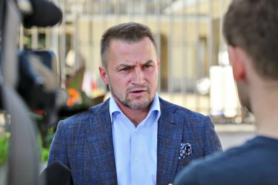 Piotr Guział o Rafale Trzaskowskim: będzie kontynuacją Hanny Gronkiewicz-Waltz