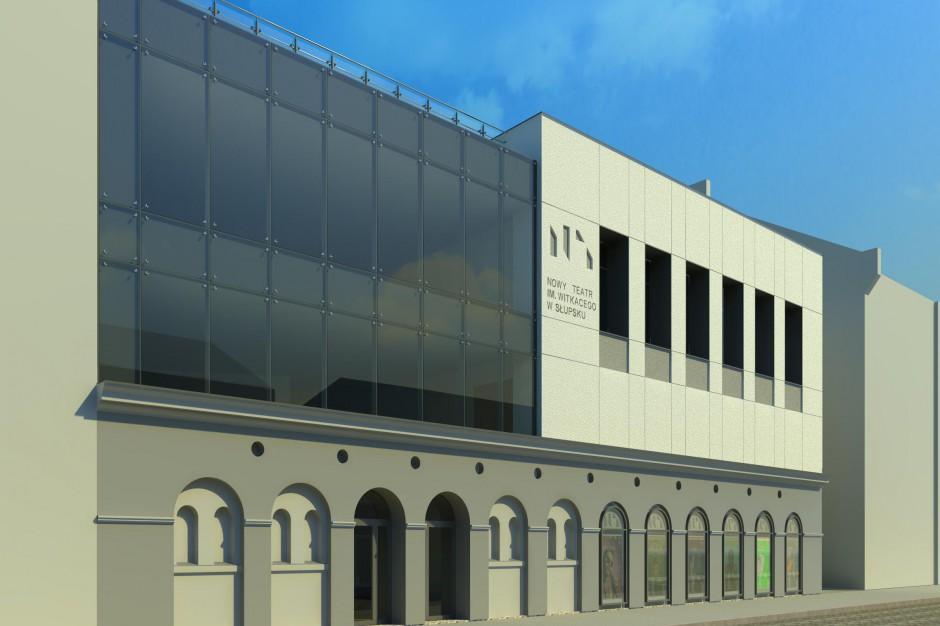 W 2020 r. w Słupsku powstanie siedziba Nowego Teatru im. Witkacego