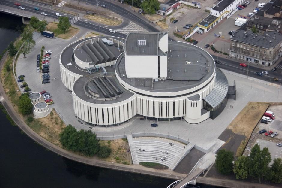 Powstała koncepcja rozbudowy Opery Nova w Bydgoszczy