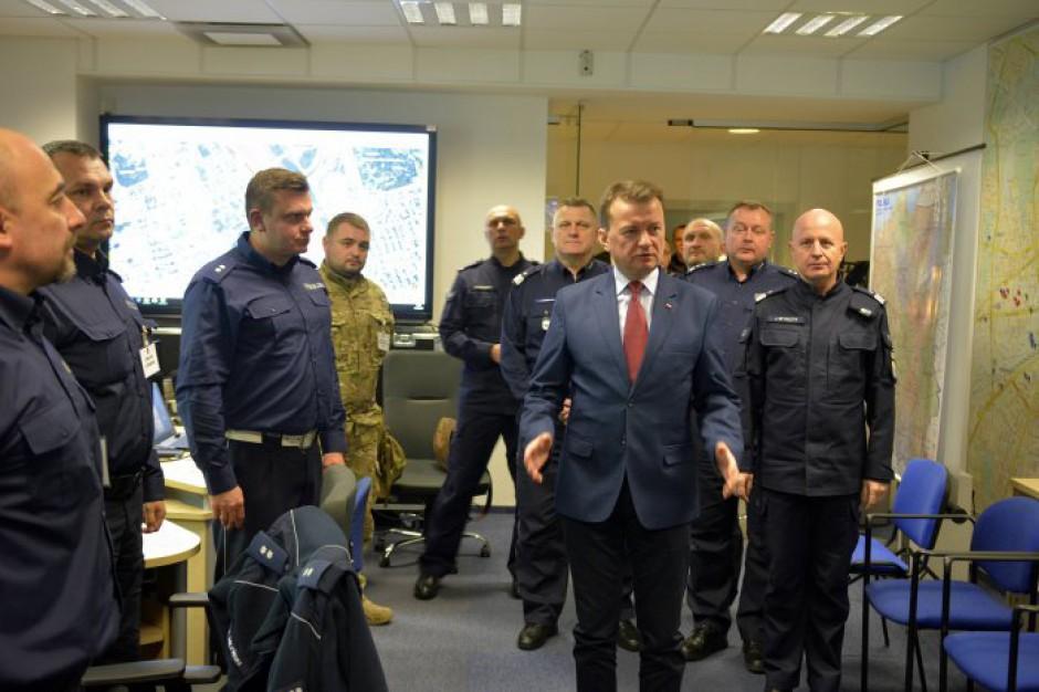 Mariusz Błaszczak: Doszło do przekłamania. Święto Niepodległości jest bezpieczne