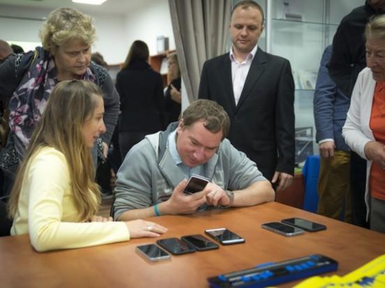 Warszawa dofinansuje zakup smartfonów