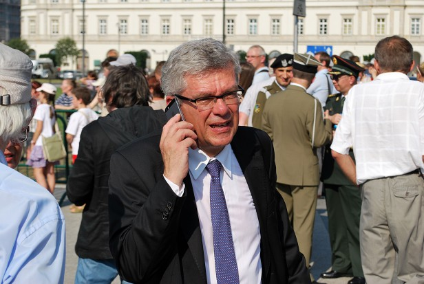 Stanisław Karczewski: chciałbym, żeby Warszawa była liczącą się na świecie metropolią