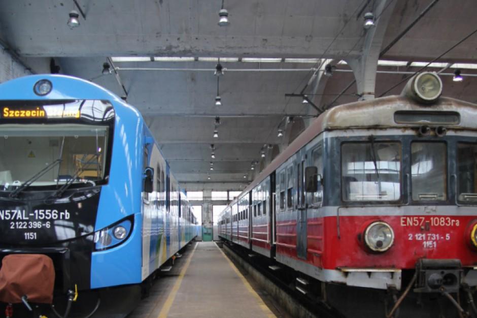 Województwo zachodniopomorskie z dofinansowaniem na zakup 10 pociągów