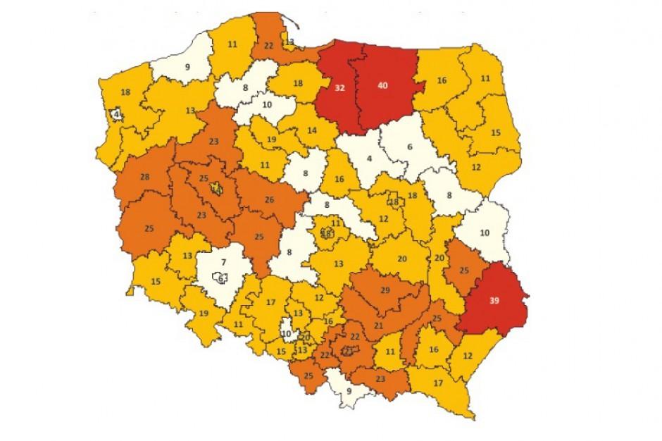 Rośnie liczba placówek integracji społeczno-zawodowej w Polsce