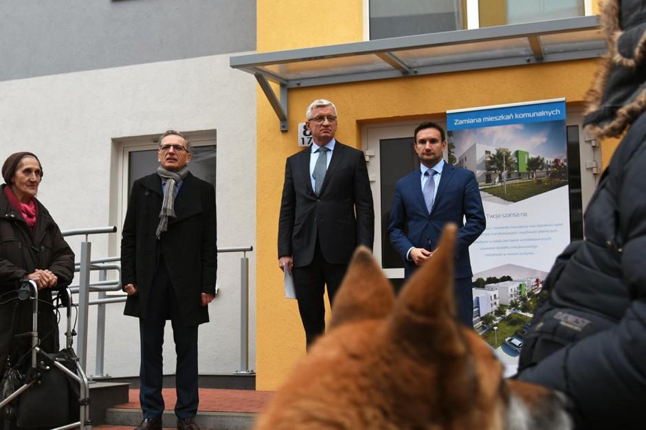 Poznań: Nowe mieszkania komunalne dla 90 rodzin