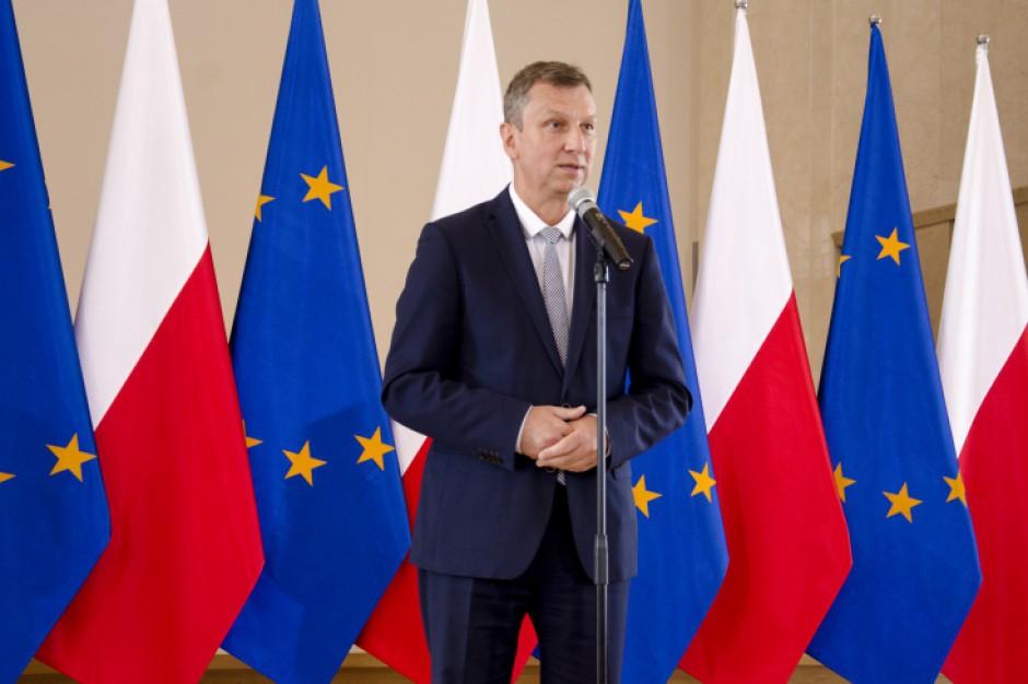 Andrzej Halicki: Wybory samorządowe to będzie starcie dwóch bloków